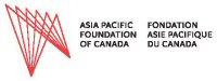 Fondation Asie Pacifique du Canada