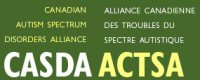 Canadian Autism Spectrum Disorders Alliance (CASDA)