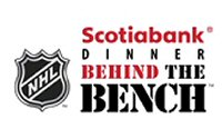 Scotiabank Dinner Behind the Bench