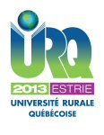Quebec Rural University 2013 - Estrie