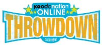 The Koodonation Online Throwdown