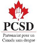 Partenariat pour un Canada sans drogue