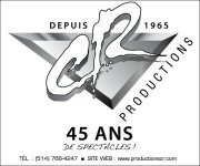 Les Productions CR Inc.