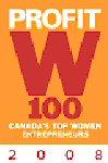PROFIT W100 - Canada's Top Women Entrepreneurs - 2008