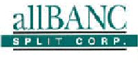 allBanc Split Corp.