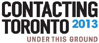 Contacting Toronto: Under this Ground