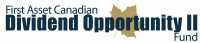 First Asset Canadian Dividend Opportunity Fund II