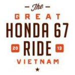 The Great Honda 67 Ride