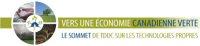 Sommet de TDDC sur les technologies propres