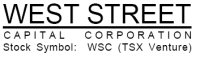West Street Capital Corporation