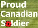 Proud Canadian Soldier