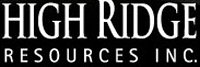 High Ridge Resources Inc.
