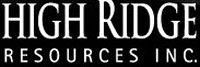High Ridge Resources Inc.