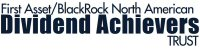 First Asset/BlackRock North American Dividend Achievers(TM) Trust