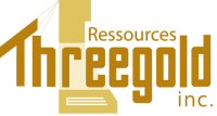 Ressources Threegold Inc.