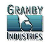 GRANBY INDUSTRIES INCOME FUND