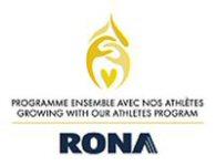 RONA - Programme Ensemble avec nos athlètes