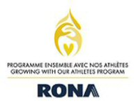 RONA - Growing with our Athletes Program