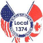 AMALGAMATED TRANSIT UNION LOCAL 1374