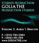 GOLIATH2 Production Studios
