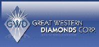 GREAT WESTERN DIAMONDS CORP.