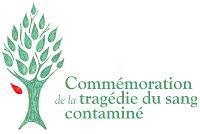 Commémoration de la tragédie du sang contaminé