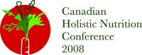 The Canadian Holistic Nutrition Conference