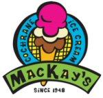 MacKay's Cochrane Ice Cream
