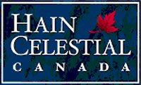 Hain Celestial Canada