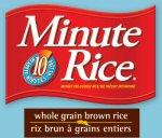 Le riz brun a grains entiers Minute Rice