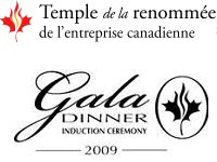 L'Ordre du Temple de la renommée de l'entreprise canadienne