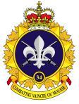34 Canadian Brigade Group