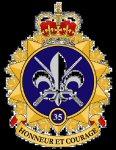 35 Canadian Brigade Group