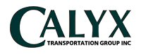 Calyx Transportation Group Inc.