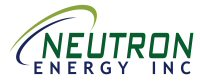 Neutron Energy, Inc.
