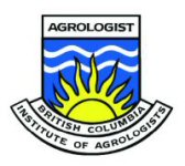 The BC Institute of Agrologists