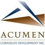 Acumen Corporate Development Inc.