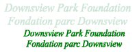 Downsview Park Foundation