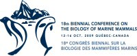 18th Biennial Conference on the Biology of Marine Mammals