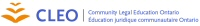 Community Legal Education Ontario/Education juridique communautaire Ontario