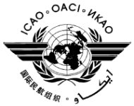 Organisation de l'aviation civile internationale - OACI