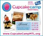 Cupcake Camp Montreal 2010
