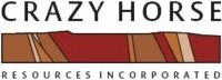 Crazy Horse Resources Inc.