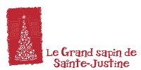 Le Grand sapin de Sainte-Justine