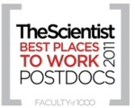 Faculty of 1000, The Scientist
