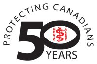 Celebrating Protecting Canadians for 50 Years