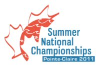 Summer National Championships - Pointe-Claire 2011