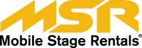MSR Mobile Stage Rentals