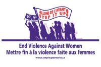 STEP IT UP! CAMPAIGN: End Violence Against Women