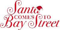 Santa Comes to Bay Street
